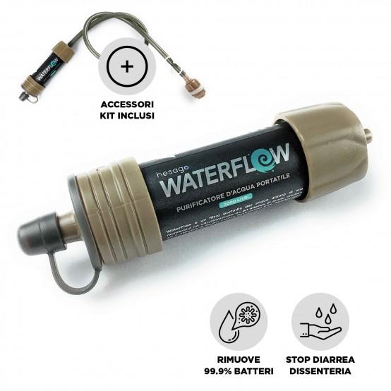 Filtro per potabilizzare l'acqua